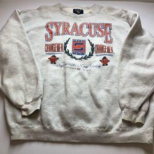 Vintage Galt Crew Syracuse University Sweater